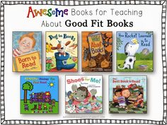 Good Fit Books and A FREE Craftivity for the Beginning of the Year