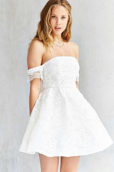 Stylestalker Perini Dress - Urban Outfitters