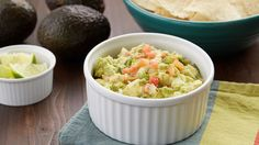 Make the tastiest guacamole in just minutes by adding purchased pico de gallo. Amazing flavor with no chopping needed!