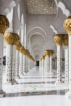 Sheikh Zayed Grand Mosque • WishWishWish