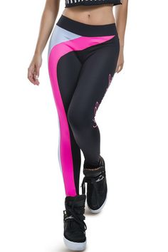 Fantastic Side Legging✘ Labellamafia ✘ Improve your training ✘ Fitness Leggings for HardcoreLadies ✘ Made to Inspire!