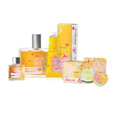 Obsessing over Love&Toast's Mandarin Tea Classic collection!