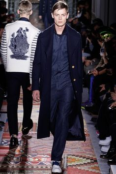 Valentino Fall 2014 Menswear Collection Photos - Vogue