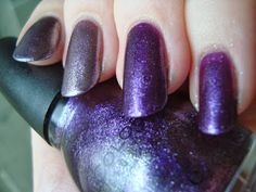 Sinful Colors Triple Platinum and Purple Heart *click for more*