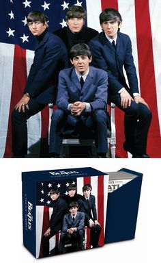 Remember that time the Beatles came to America and changed popular music forever? #beatlemania