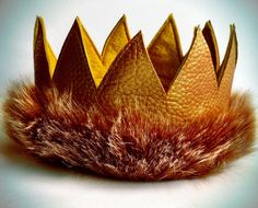 Max Crown Where the Wild Things Are  Full Head by littleblueolive, $35.00