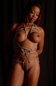 Black Woman In Bondage