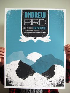 Awesome Modern Graphic Design Gig poster