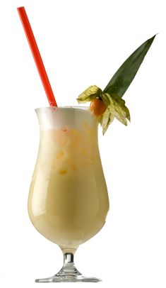 A delicious recipe for Virgin Pina Colada, with pineapple juice, coconut cream and crushed ice.
