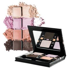 Dolly Pastels Palette - Dazzle in delicate feminine shades inspired by the latest Autumn/Winter 2014 color trends, with a special edition Nordic Christmas design.