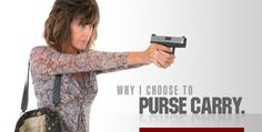 Why I Choose To Purse Carry