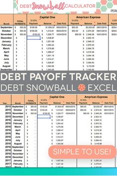 Debt Tracker Printable Page Debt Paydown Payoff Debt Repayment