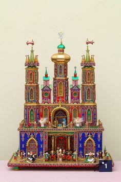 Marcin Dłużniewski, I prize in Small Christmas Crib Competition, photo by Andrzej Janikowski - photo 5