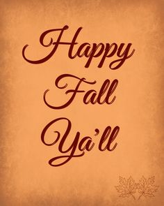 17 Fall and Autumn FREE Printable Signs - Happy Fall Ya'll, Bucket Lists, Subway Art and more
