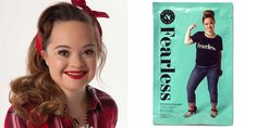 The First Woman With Down Syndrome to Land a Beauty Campaign Has a Game-Changing New Project