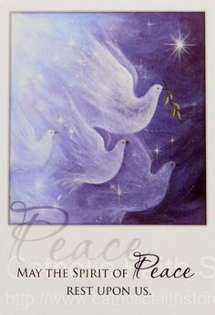 Spirit of Peace Christmas Card Box Set : Catholic Christmas Cards, Christmas Home, Narrative Poetry, Give Peace A Chance, Holiday Ideas, Holiday Decor, Happy Hippie, My Memory, Peace And Love