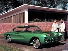Chevrolet Biscayne Concept (1955)