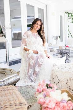 Moroccan Boho Chic Inspired Baby Shower