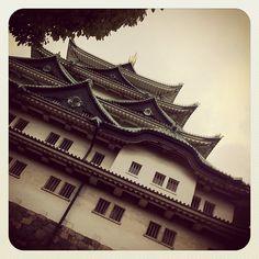 """@nemeanliogram's photo: """"名古屋城"""""""
