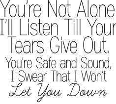 Cry With You by Hunter Hayes. :') I love this song.  so super sweet.  It always makes me cry. <3