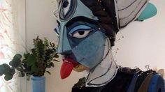 Kali's mouth