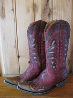 Rivertrail Mercantile - Old Gringo Monarca Boot, $540.00 (http://www.rivertrailmercantile.com/old-gringo-monarca-boot/)
