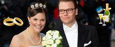 księżniczka koronna Szwecji [księżna Västergötland] Wiktoria i Daniel Westling