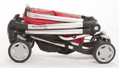 Coming Soon!  The Quinny Zapp Xtra with Folding Seat!