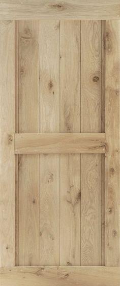 Houten deur Cottageworld