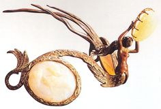 René Lalique (1860 - 1945) was a French artist, glassmaker and jeweler. Going through everything he created in his life would become a ...