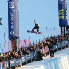 Big Air XGAMES Oslo
