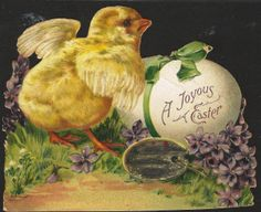 Happy Easter from The Filson Historical Society! Image from The Filson Library Greeting Card Collection.