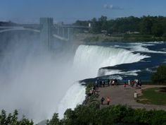 Niagara Falls is a must see when visiting Upstate #NewYork, either as a vacation destination or a road side stop.