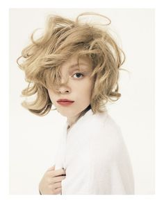 if only i could get my hair to do that!
