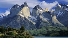Torres del Paine National Park  Chile    This remote outpost in the heart of Chile's Patagonia is one of nature's last virtually untrammeled wildernesses.