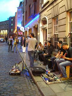 Live music, Dublin, Ireland.I want to go see this place one day.Please check out my website thanks. www.photopix.co.nz