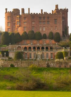 Powis Castle is a medieval castle, fortress and grand country mansion located near the town of Welshpool, in Powys, Mid Wales.