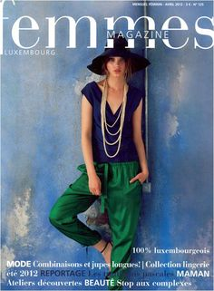 Hoss Intropia Collection SS12 - Femmes Magazine (Luxembourg)