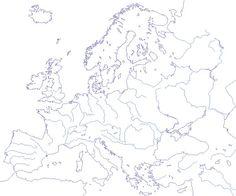 mapa FISICO EUROPA  Busca de Google  MAPAS  Pinterest  Searching