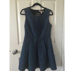 Forever 21 Open back Dress Geometric pattern, open back dress. Used. Size medium in Forever 21. Forever 21 Dresses Asymmetrical