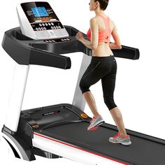Multifunctional Smart Electric Running Treadmills Indoor Exercise Equipment Gym Folding House Fitness Fitness Slim Walking Home Treadmill, Electric Treadmill, Running On Treadmill, Running Belt, Used Treadmills, Folding House, Running Machines, Exercise Equipment, Weight Loss Program