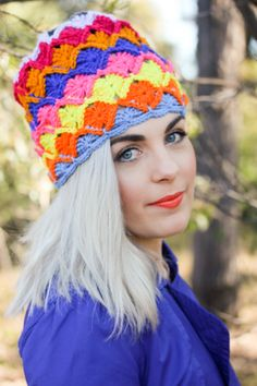 Wool-Eater Beanie FREE Pattern | Sarah London