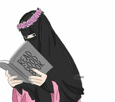 I love hijab . Hijab Dp, Muslim Hijab, Mode Hijab, Hijab Niqab, Muslim Girls, Muslim Couples, Muslim Women, People Illustration, Cute Illustration