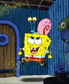Spongebob Squarepants Photo: SpongeBob