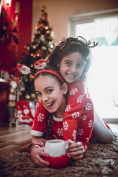 Christmas Morning, Christmas Sweaters, Fashion, Moda, Fashion Styles, Christmas Jumper Dress, Fashion Illustrations, Tacky Sweater
