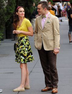 Gossip Girl Style. Blair and Chuck