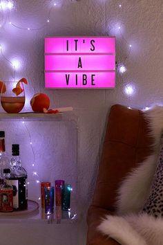 Slide View: 1: Multi-Color Cinema Box LED Light