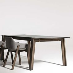 """Blu Dot Lake 72"""" Dining Table Also available as 95"""""""