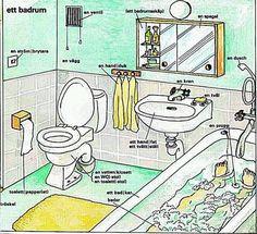 Ett badrum