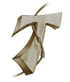 Franciscan Tau Cross